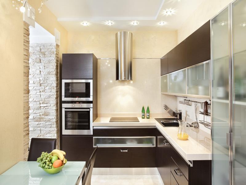 Кухня современная фото интерьер