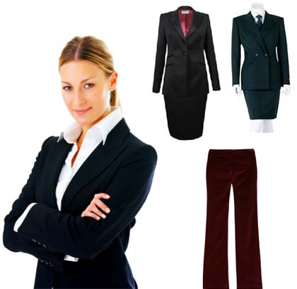 New Formal Red 2 piece set women business suits velvet