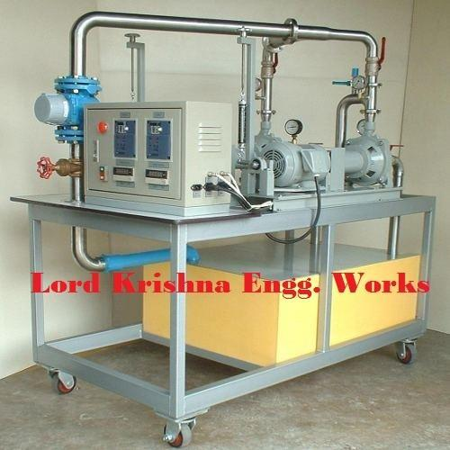 Submersible Pump Test Rig