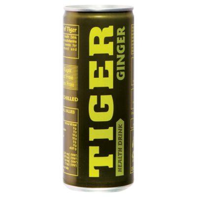 Tiger Ginger Drink