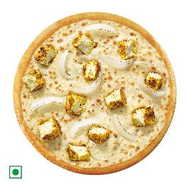 Paneer & Onion Pizza