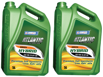 Atlantic Hybrid Engine Oil