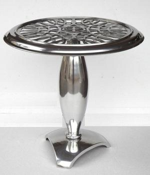 Aluminium Round Stool - Outdoor and Indore