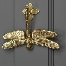 Butterfly Door Knocker