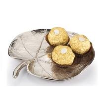 Decorative Casting Leaf Bowl