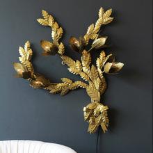 Decorative Leaf Wall Lamp