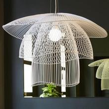 Hanging Metal Lamp