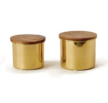 kitchen round metal canisters