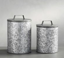 Metal Canister Box