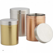 Metal Canister Set