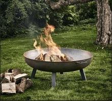 Metal Decorative Fire Pit