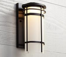 Metal Outdoor Lamps