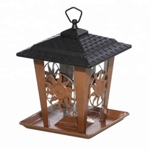 Metal Wire Bird Feeder
