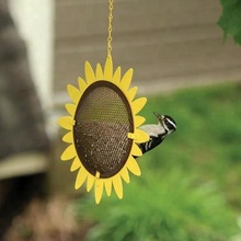 Sunflower Shape Bird Feeder