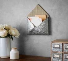 Wall Decor Mail Holder