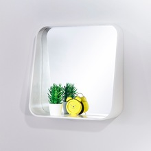 Wall Shelf Mirror