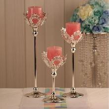 Wedding Crystal Candle Holder