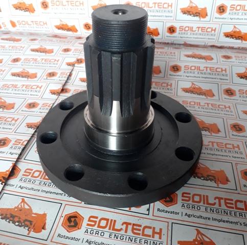 R D Shaft Rotavator Rotary Tiller