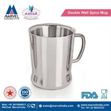 Double Wall Spice Mug