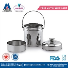 Food Carrier With Insert