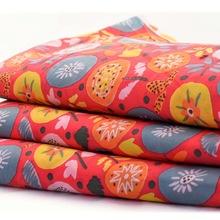 Hand Screen Print Fabric