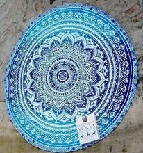 Tapestry Yoga Mat