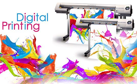 Services - Digital Printing Services from Delhi India by Kajal Fashion World | ID - 4321748