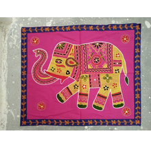 cotton Embroidered Wall Hanging