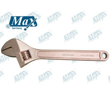 Non-Sparking Adjustable Wrench