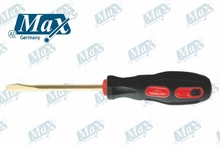 Non-Sparking Flat Screw Driver