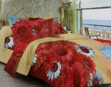 softtextile 3d bed sheet set