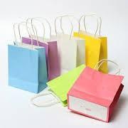 ECO FRIENDLY KRAFT PAPER BAG
