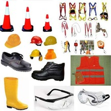 Safety Shoes, Gloves