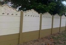 Concrete Boundry Wall