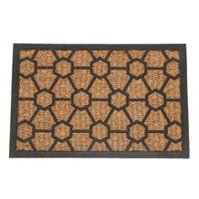 Rubber Backed Coir Floor Door Mat