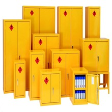 Chemical Storage Fireproof Safety Cabinet