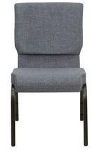 Iron Church Chair