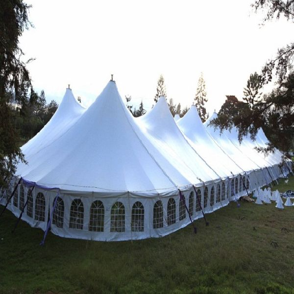 Veranda wedding Tent