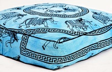 Cotton Elephant Mandala Bedding Cushion Cover