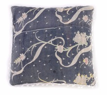 Floral Design Pillow Cover