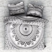Ombre Mandala Design Doona Cover