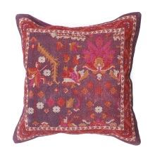 printed dari cushion cover