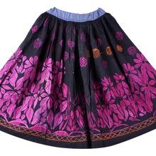 threads boho skirt