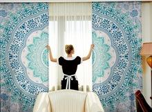 Treatment Cotton Fabric Curtain
