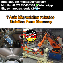 Robotic Welding & Automated Welding Solutions