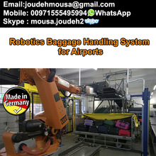 Robotics Baggage Loading System