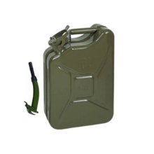 Bullet Box Fuel Gas Oil Jerry Can