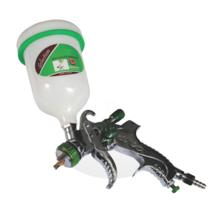 Chrome Plated HVLP Spray Gun With Nylon Cup
