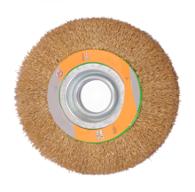 Circular Brush Twisted With Nut