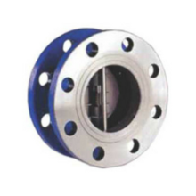 Dual Plate Double Flange Check Valve